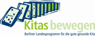 """Berliner Landesprogramm """"Kitas bewegen - für die gute gesunde Kita (LggK)"""""""